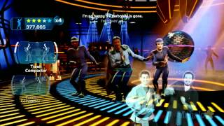 Kinect Star Wars - Galactic Dance-off - I'm Han Solo