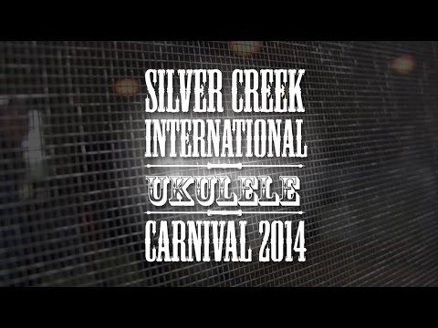 Silver Creek International Ukulele Carnival 2014 Concert
