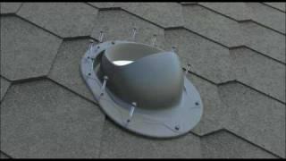 видео Купить кровельные вентиляционные выходы для вентиляции помещений, вентиляция канализационных стояков