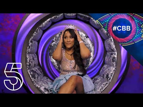 Natalie has her say on the presidency   Celebrity Big Brother 2018