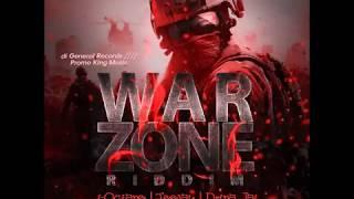 War Zone Riddim (Mix-Feb 2018) Di General Records