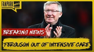 Fergie Out Of Intensive Care | Spurs Qualify For CL | Liverpool To Win CL - FanPark News