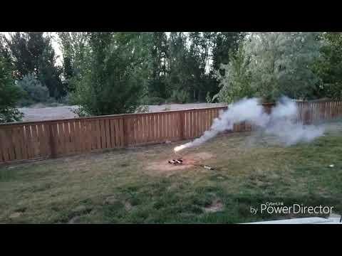 Magnesium Smoke Bomb