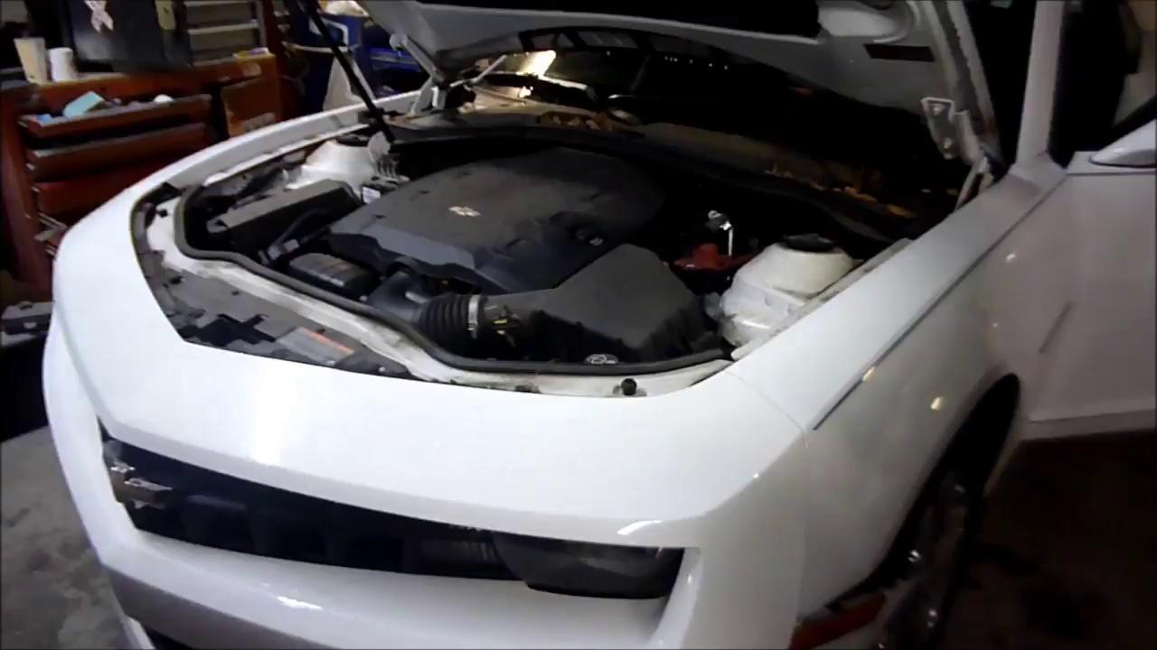 Camaro Firebird Trans Am Battery Location How To Jump Start