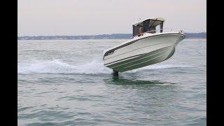 Comparatif moteur Hors-Bord 150 CV sur OSTREA 600 par Moteur Boat  Magazine - OCQUETEAU