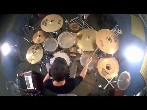 Hugo - Avenged Sevenfold - Carry On (Drum Cover) [Black Ops 2]