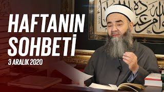 Cübbeli Ahmet Hocaefendi Ile Haftanın Sohbeti 3 Aralık 2020