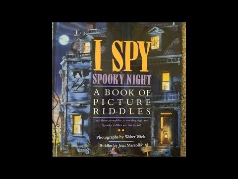 Boys & Girls Club STORY TIME | I Spy Spooky Night