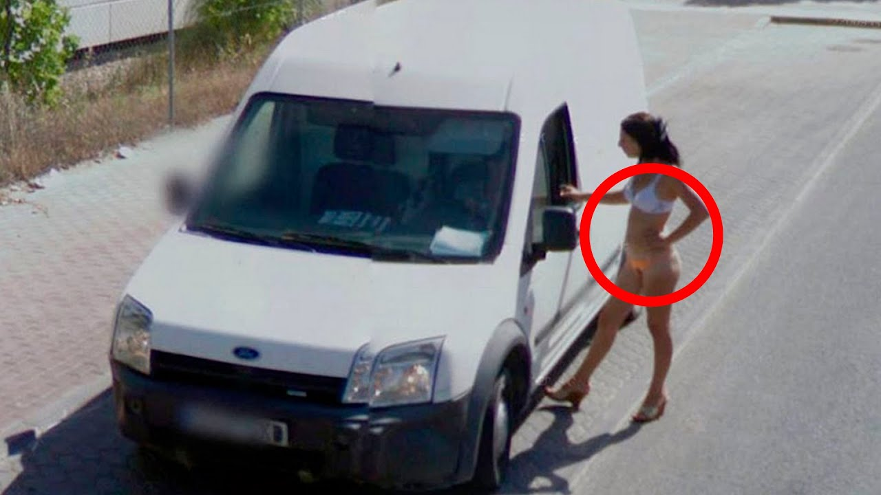 People caught naked on google earth consider