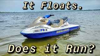 Free Jet Ski Rebuild Pt.2 Does it run?