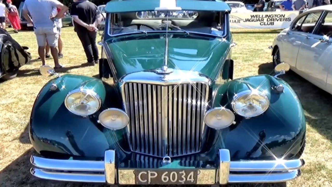 1951 JAGUAR MK V - YouTube