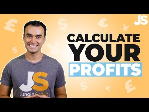Amazon FBA Calculator | How To Calculate Your Profits | Jungle Scout