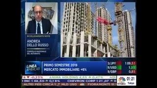 27/12/2019 - CLASS CNBC - Settore immobiliare, il bilancio del primo semestre 2019