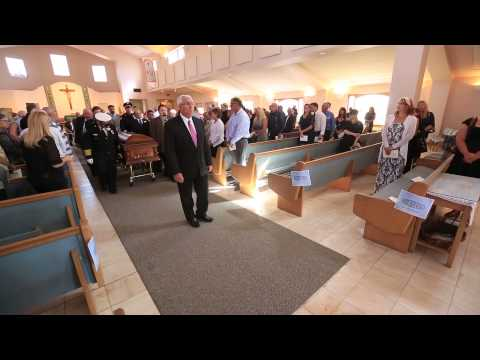 Funeral For Vic Pozzi