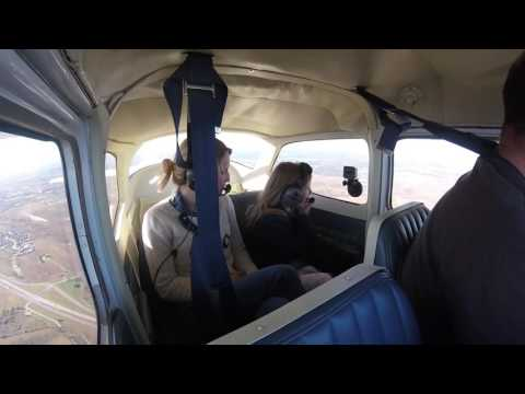 Brooklyn's First General Aviation Flight - Breakfast at T67| ATC Audio