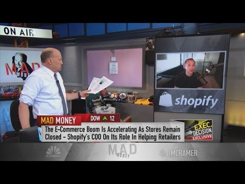Shopify COO on launching Shopify Balance, working with Facebook Shops
