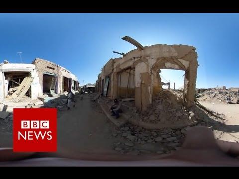 Yemen (360): Inside Sa'dah most bombed city - BBC News