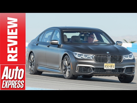 BMW M760Li XDrive Review - Is Huge Super Saloon An M7 In All But Name?