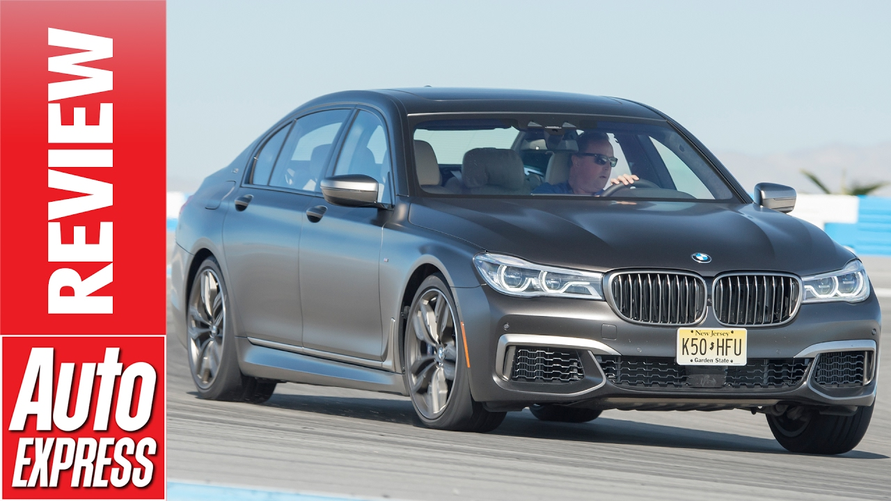 BMW M760Li xDrive review - is huge super saloon an M7 in all but ...