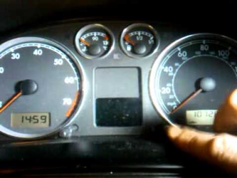 how to reset service light on a volkswagen passat 2001 model youtube rh youtube com VW Passat B5.5 B5 Passat Wagon