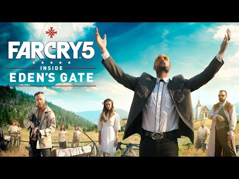 Far Cry 5: Inside Eden's Gate - Full Live Action Short Film | Ubisoft [NA]