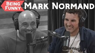 Mark Normand Being Funny! (Jokes, Stories, Jews, Etc)