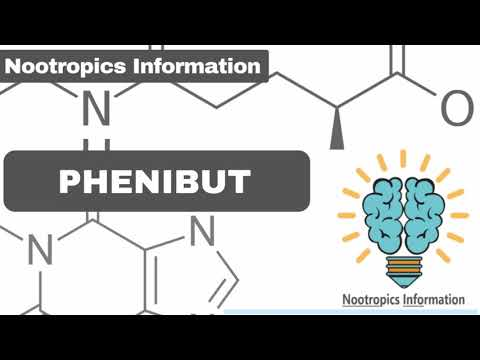 Phenibut: Benefits, Effect, Dosage, Side Effects