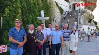 """Ежегодный паломнический визит """"Аланский крест"""" в республику Крым"""