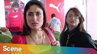 Kareena Kapoor Funny Scene - Golmaal Returns - Shreyas Talpade - Bollywood Comedy Movie