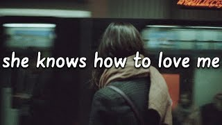 David Guetta - She Knows How To Love Me (Lyrics) ft. Jess Glynne, Stefflon Don