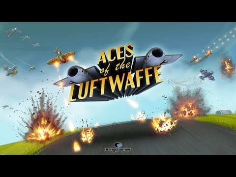 Official Aces of the Luftwaffe Launch Trailer