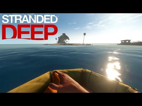 Base Engineer Supreme - Stranded Deep Gameplay/Let's Play Part 1
