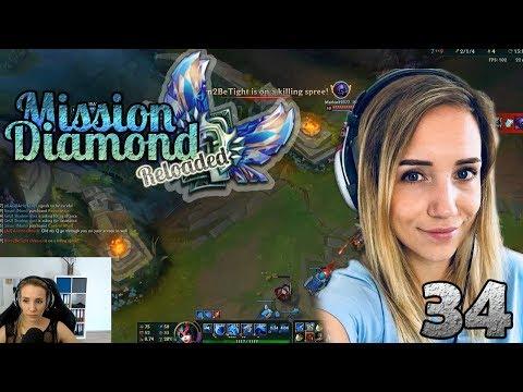 League of Legends | Mission Diamond RELOADED 34 | 3 Lp Fehlen für die Promo... thumbnail