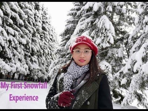 TRIP TO GEORGIA - My Snowfall Experience Dec 13-14, 2018 l Analou Pasa
