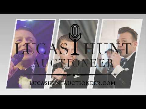 Lucas Hunt Benefit Auction Expert