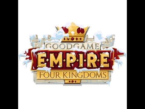 GOODGAME EMPIRE FOUR KINGDOMS - COMPITIENDO EN EL TORNEO DE NOBLEZA