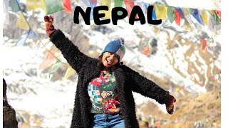 NEPAL TOUR /POKHARA +PARAGLIDING +HELICOPTERIDE