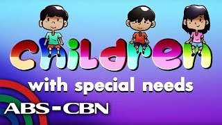 Children With Special Needs | Failon Ngayon