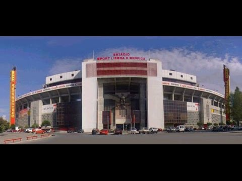 Saudades do nosso velhinho Estádio da Luz