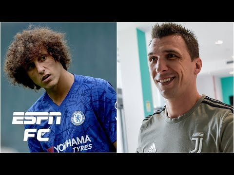 David Luiz forcing a move to Arsenal? Mario Mandzukic to Man United? | Transfer Rater