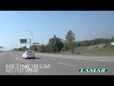 Panel 4005 | Digital | Lamar Advertising of Tulsa