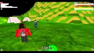 Roblox RPG battle featuring Noe13 . credits in description