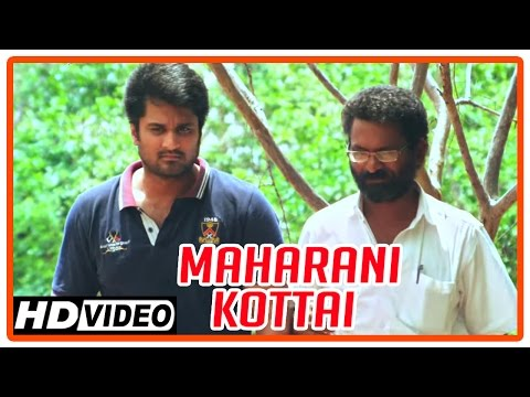 Maharani Kottai Tamil Movie | Scenes | Richard Asks 100 Crores To Leave The House | Ashvin Raja