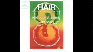Hair - Original Broadway Cast - Aquarius / The Flesh Failures (Let The Sunshine In)