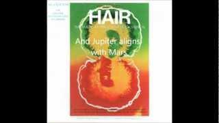 Hair - Original Broadway Cast - Aquarius / The Flesh Failures (Let The Sunshine In)