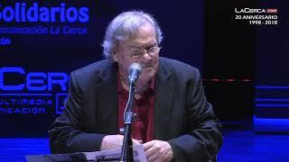Manuel Gerena, actuación completa. 20 Aniversario La Cerca y X Premios Solidarios