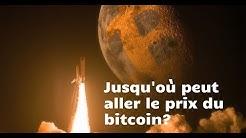 """Jusqu'où peut aller le prix du bitcoin? La théorie du """"Stock to Flow"""""""