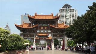 Short visit of Kunming (Yunnan - China)