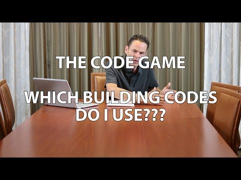 The Code Game | How To Find Building Codes