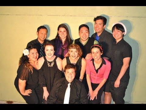 Be My Friend - Edges (Chromolume Theatre, Los Angeles)